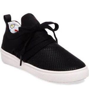 Steve Madden JLancer Lace-Up Sneakers Girls US2